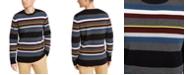 DKNY Men's Roadmap Regular-Fit Stripe Sweater