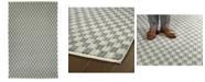 Kaleen Paracas PRC05-75 Gray 8' x 10' Area Rug