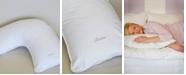 The Pillow Bar Down Alternative Side Sleeper - Small