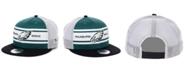 New Era Philadelphia Eagles Classic 77 Stripe Mesh 9FIFTY Cap
