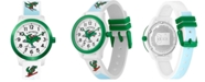 Lacoste Kid's 12.12 White Silicone Strap Watch 32mm