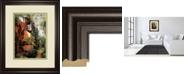 "Classy Art Carmino Hermoso by Hali Framed Print Wall Art, 34"" x 40"""