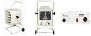 Dr. Infrared Heater Dr-910M Heavy-Duty Hardwired Shop Garage Heater