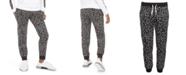 Ideology Big Girls Printed Fleece Jogger Pants, Created For Macy's