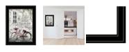 "Trendy Decor 4U Life is a Journey by Lori Deiter, Ready to hang Framed Print, Black Frame, 15"" x 19"""