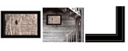 """Trendy Decor 4U Hang in There by Lori Deiter, Ready to hang Framed Print, Black Frame, 21"""" x 15"""""""
