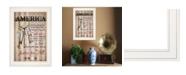 "Trendy Decor 4U The Keys to Freedom by Robin-Lee Vieira, Ready to hang Framed Print, White Frame, 15"" x 21"""