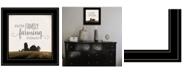 "Trendy Decor 4U Faith, Family, Farming Friends by Marla Rae, Ready to hang Framed Print, Black Frame, 15"" x 15"""