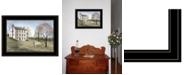 "Trendy Decor 4U Spring at White House Farm by Billy Jacobs, Ready to hang Framed Print, Black Frame, 21"" x 15"""
