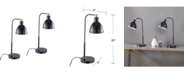Southern Enterprises Kristian Table Lamps 2 Piece Set