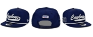 New Era Dallas Cowboys On-field Sideline Home 9FIFTY Cap