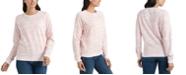 Lucky Brand Camo-Print Sweatshirt