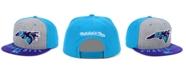Mitchell & Ness Charlotte Hornets C-Code Snapback Cap