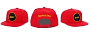 Mitchell & Ness Houston Rockets Full Court Pop Snapback Cap