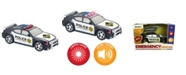 WebRC Police/Emergency Vehicles with Light and Sound By Grooyi