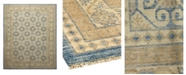 "Timeless Rug Designs CLOSEOUT! One of a Kind OOAK896 Flax 10'2"" x 13'10"" Area Rug"