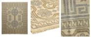 """Timeless Rug Designs CLOSEOUT! One of a Kind OOAK1078 Ivory 8' x 10'1"""" Area Rug"""