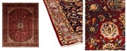 """Timeless Rug Designs CLOSEOUT! One of a Kind OOAK1497 Orange 10' x 13'7"""" Area Rug"""