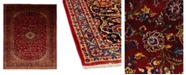"Timeless Rug Designs CLOSEOUT! One of a Kind OOAK1544 Red 9'4"" x 13'8"" Area Rug"