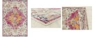 "Asbury Looms Abigail Seraphina 713 20481 912 Pink 7'10"" x 10'6"" Area Rug"