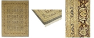 """Timeless Rug Designs CLOSEOUT! One of a Kind OOAK58 Mocha 9'2"""" x 12'3"""" Area Rug"""
