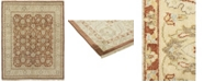 """Timeless Rug Designs CLOSEOUT! One of a Kind OOAK158 Chestnut 8'3"""" x 10'1"""" Area Rug"""