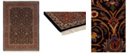 "Timeless Rug Designs CLOSEOUT! One of a Kind OOAK559 Red 8'2"" x 11'3"" Area Rug"