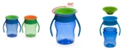 WOW GEAR Baby Boys and Girls 7oz. 2 Pack Wow Cup