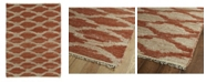 "Kaleen Tara Square Twilight-11 Natural 3'9""X3'9"" Sq. Area Rug"