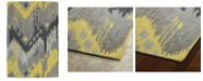 Kaleen Casual 5054-75 Gray 2' x 3' Area Rug