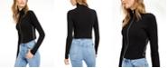 Calvin Klein Jeans Mock-Neck Sweater