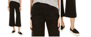Style & Co Plus Size Cropped Wide-Leg Pants, Created For Macy's