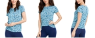 Vera Bradley Cadence Floral-Print Sleep T-Shirt