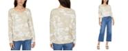 Sanctuary Camo-Print Sweater