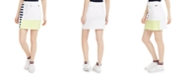 Tommy Hilfiger Stripe Blocking Skirt