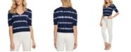 DKNY Cotton Tie-Dye Sweater