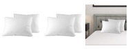 Mastertex Bed Pillow Cover, Standard - 2 Pieces