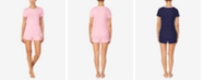 Nautica Women's Sweater-Knit Shorty Pajama Set, Online Only