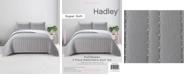 Present Living Home Hadley  Cambridge Full/Queen 3 PC Quilt Set