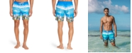 "Brooklyn Brigade Men's Standard-Fit 7.5"" Scuba Swim Trunks"