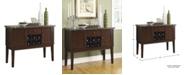 Furniture Homelegance Griffin Dining Room Server with Top
