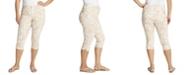 Gloria Vanderbilt Women's Plus Comfort Curvy Capri