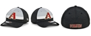 New Era Arizona Diamondbacks Striped Shadow Tech 39THIRTY Cap