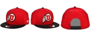 New Era Utah Utes Core 9FIFTY Snapback Cap