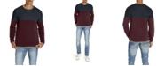 Buffalo David Bitton Warib Striped Ripple Men's Sweater