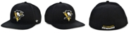 '47 Brand Pittsburgh Penguins Pro Fitted Cap