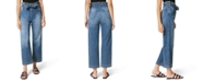 Joe's Jeans Paperbag Wide-Leg Jeans