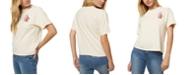 O'Neill Juniors' Flamingo Cotton Graphic T-Shirt