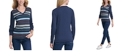 Tommy Hilfiger Ivy Float Cotton Sweater