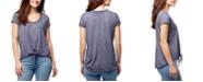 WILLIAM RAST Astrid Tie-Front T-Shirt